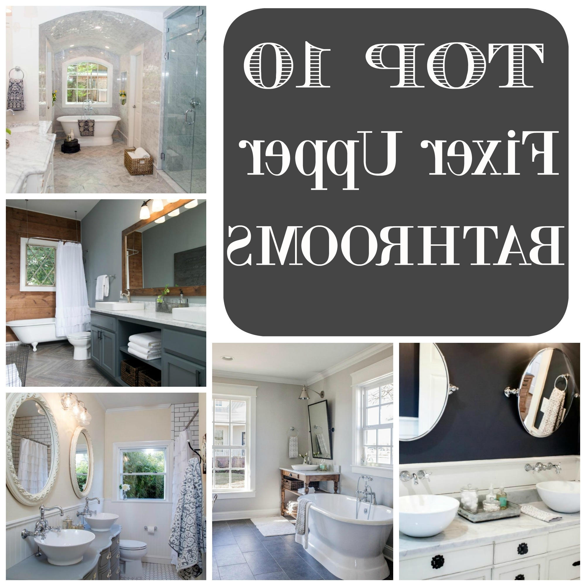 Top 10 Fixer Upper Bathrooms Daily Dose Of Style 30+ Fixer Upper Bathroom Design Inspirations