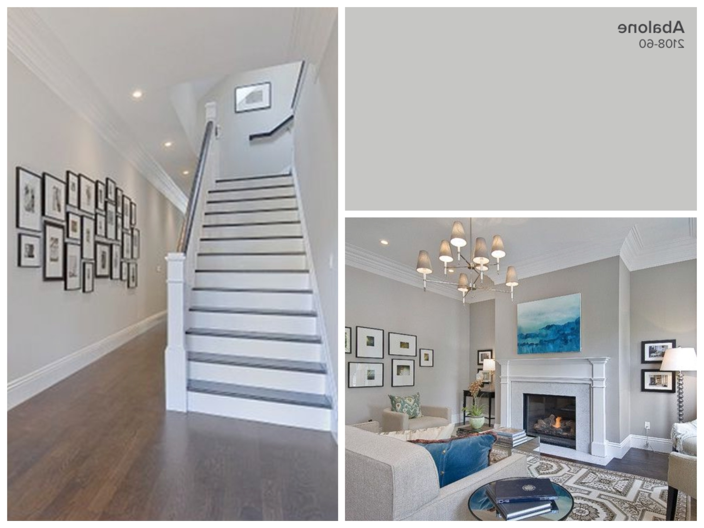 Top 10 Paint Colours For Staging Your Home • The Village Guru Abalone Paint Color Living Room