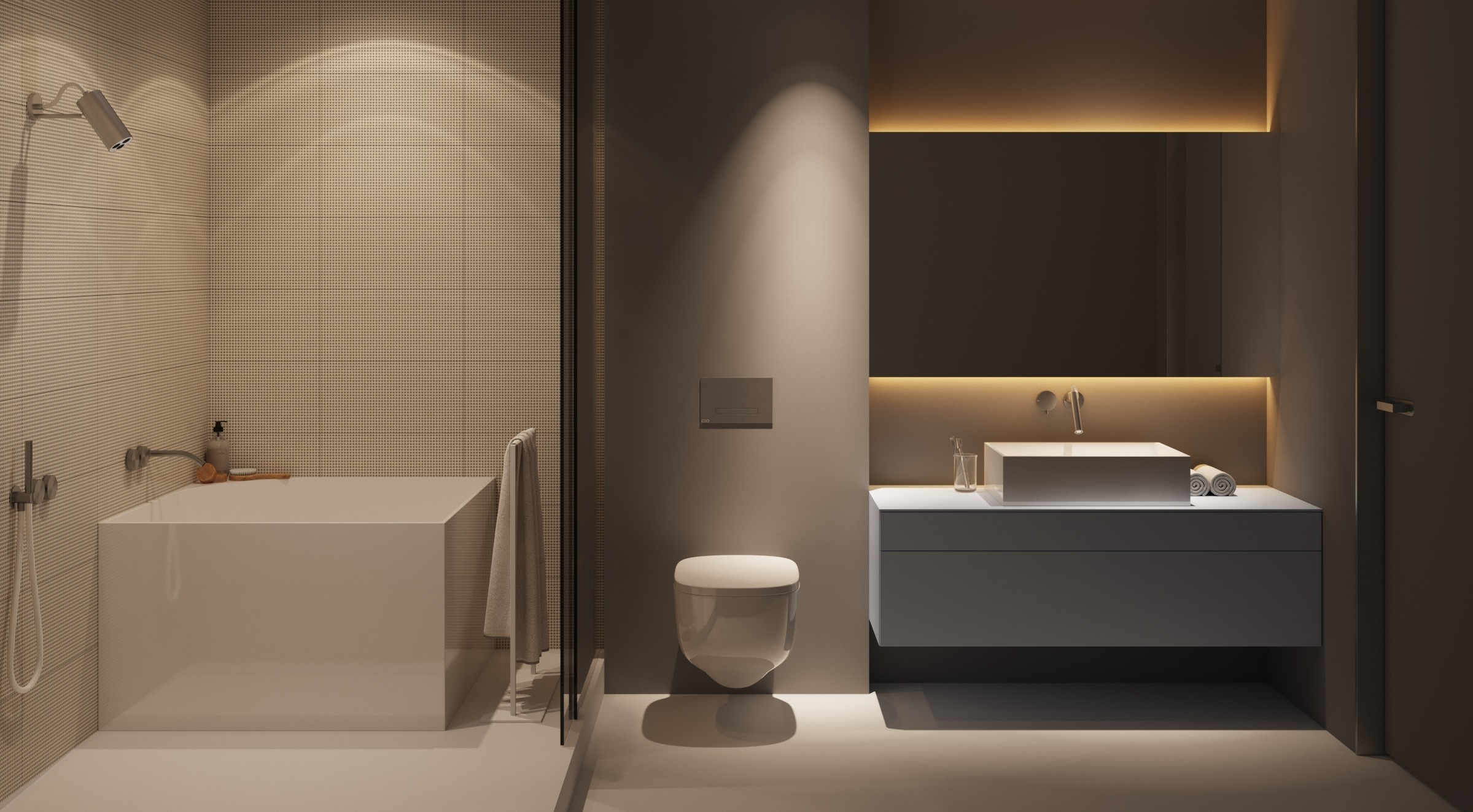 Top 5 Trendy Loos: A Minimal Life Style D.signers Japandi Bathroom Design