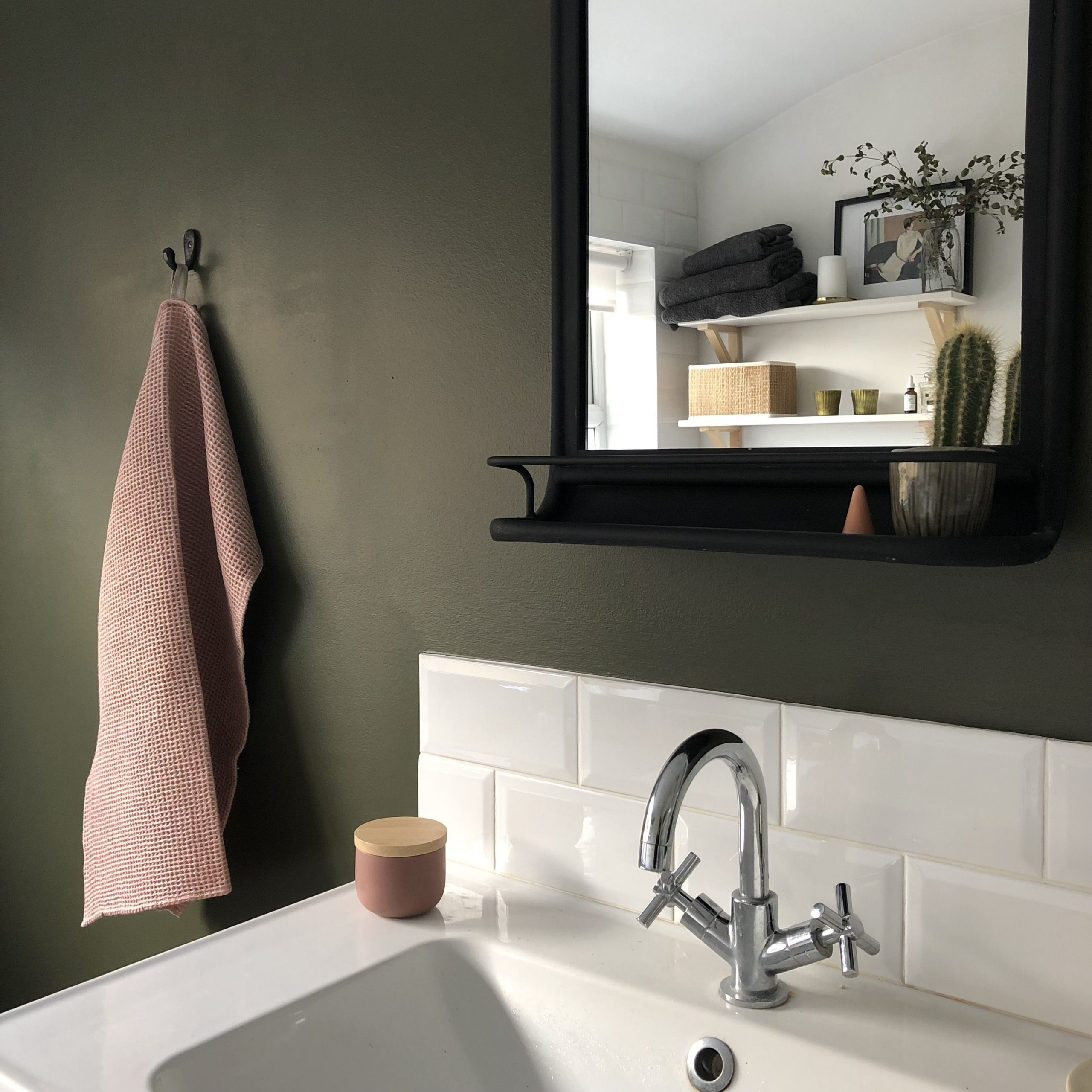Updating The Bathroom With A Little Greene — Inside Her Home 10+ Little Greene Bathroom Inspirations