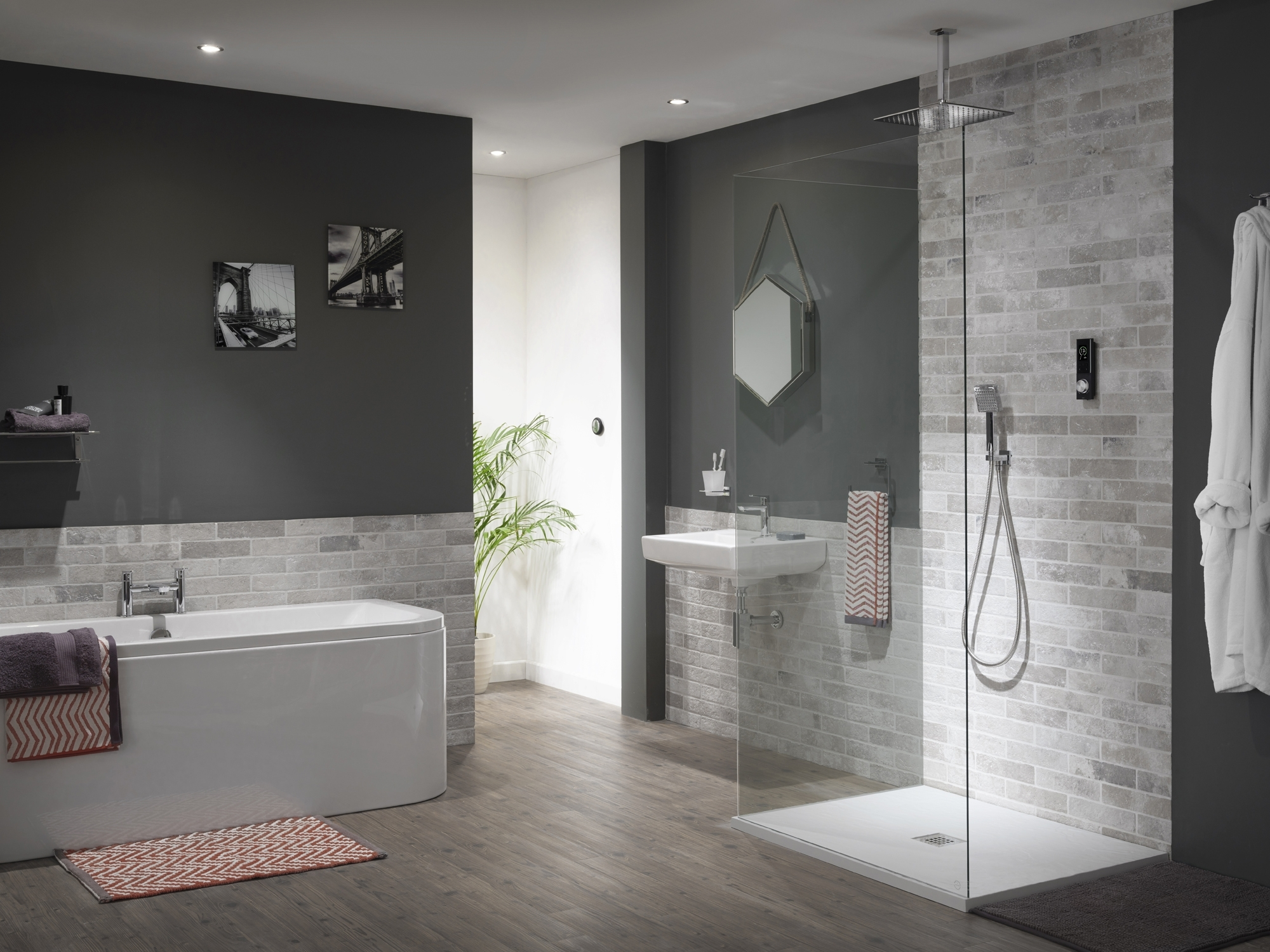 Using The Latest Shower Trends To Create Stand Out Bathrooms 40+ Bathroom 2018 Uk Ideas