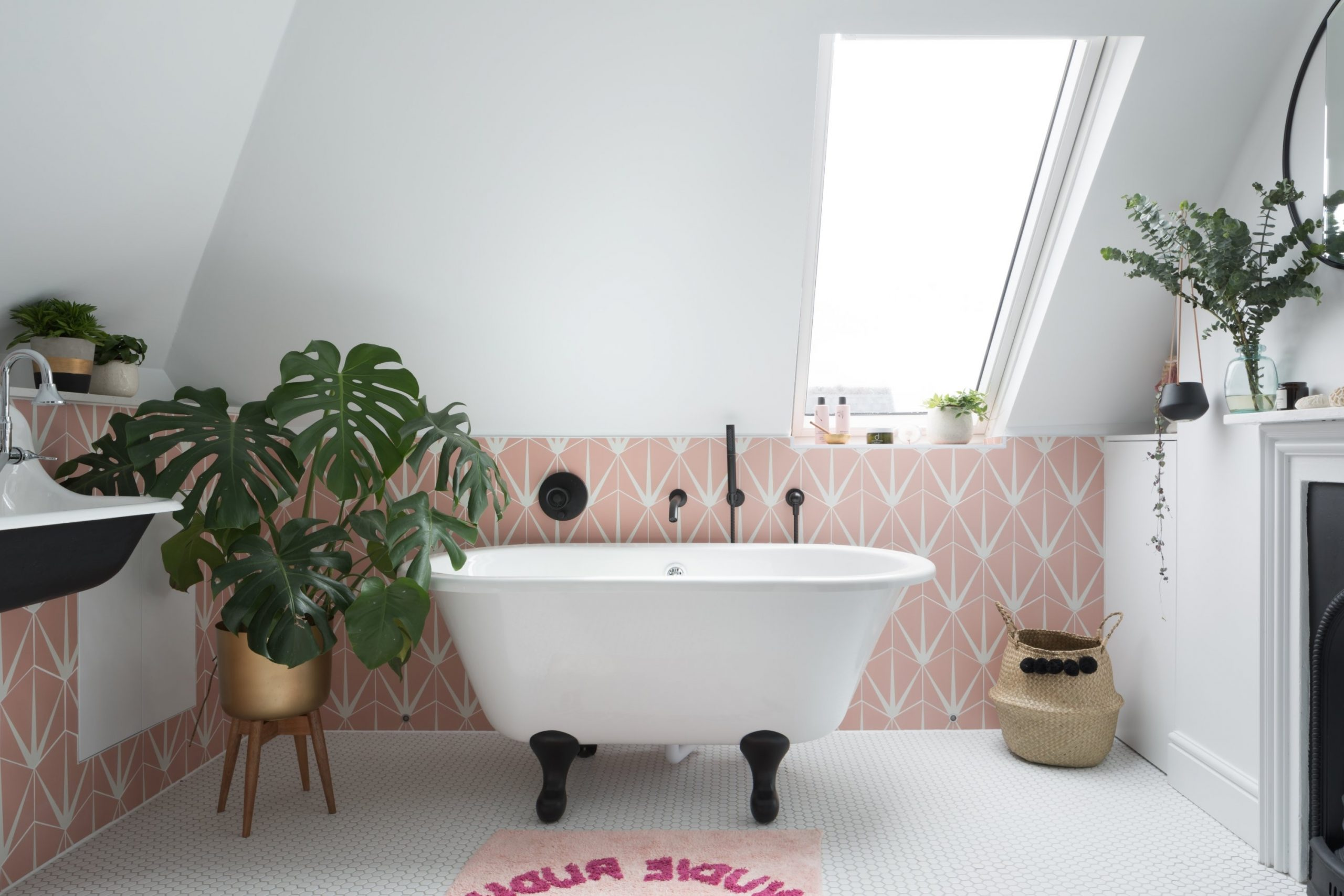 Victorian Family Home | Loft Bathroom | West One Bathrooms 10+ Pitched Roof Bathroom Ideas
