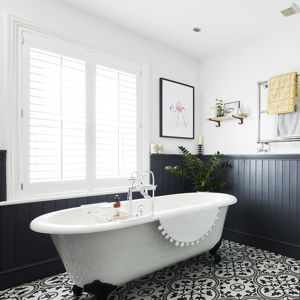 Wall Panelling Ideas For Every Room – From Traditional To 30+ Small Bathroom Panelling Inspirations
