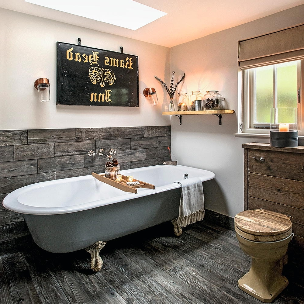 Wall Panelling Ideas For Every Room – From Traditional To Small Bathroom Panelling