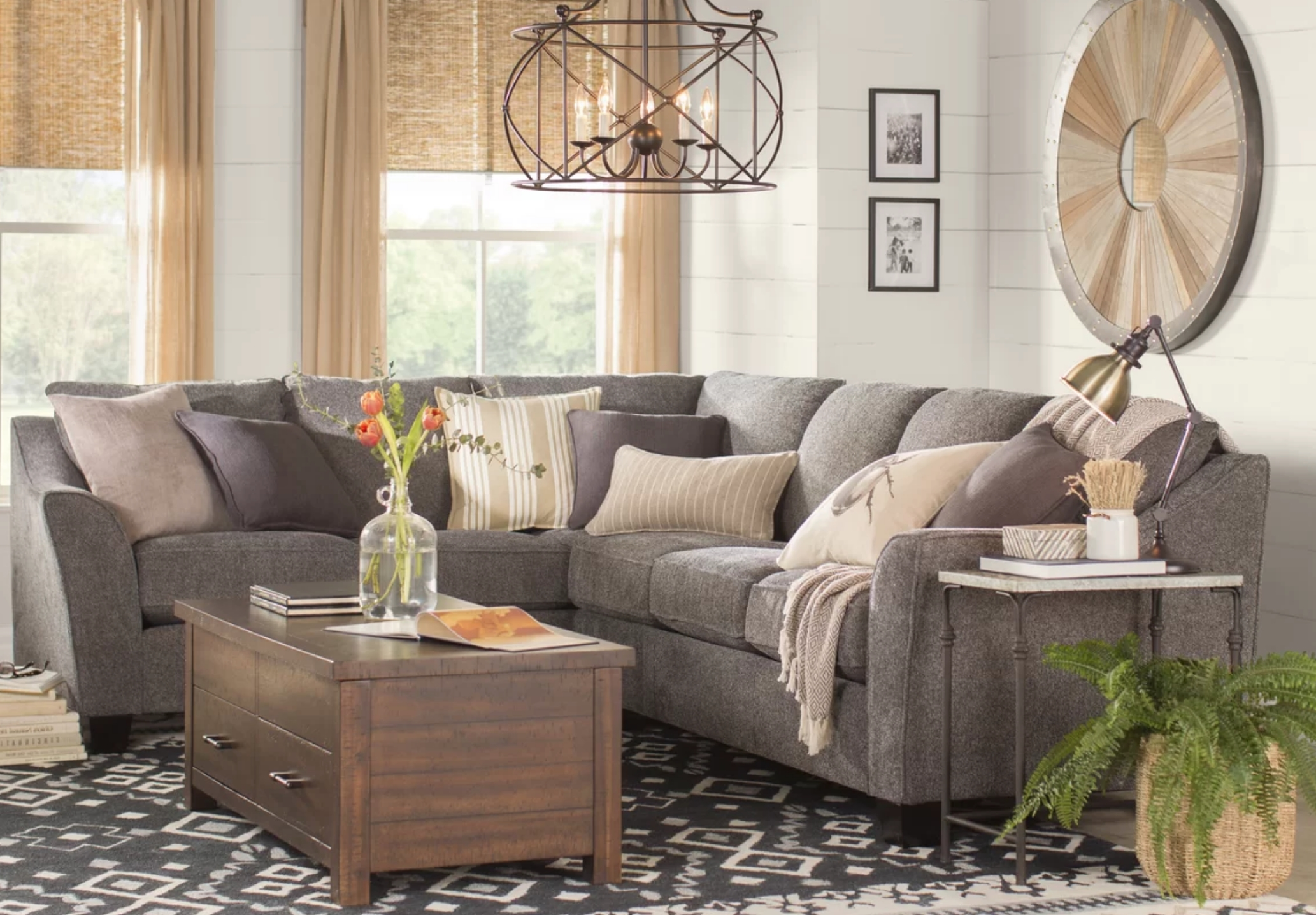 Wayfair Just Launched An Online Interior Design Service That 10+ 60 Minute Makeover Living Room Ideas