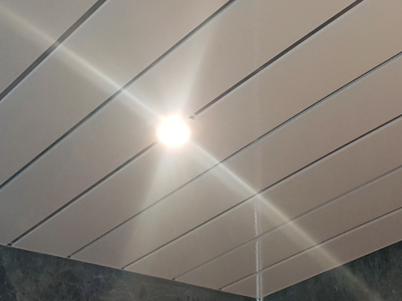 What Are The Best Bathroom Ceiling Panels? Bathroom Design Bathroom Ceiling Cladding