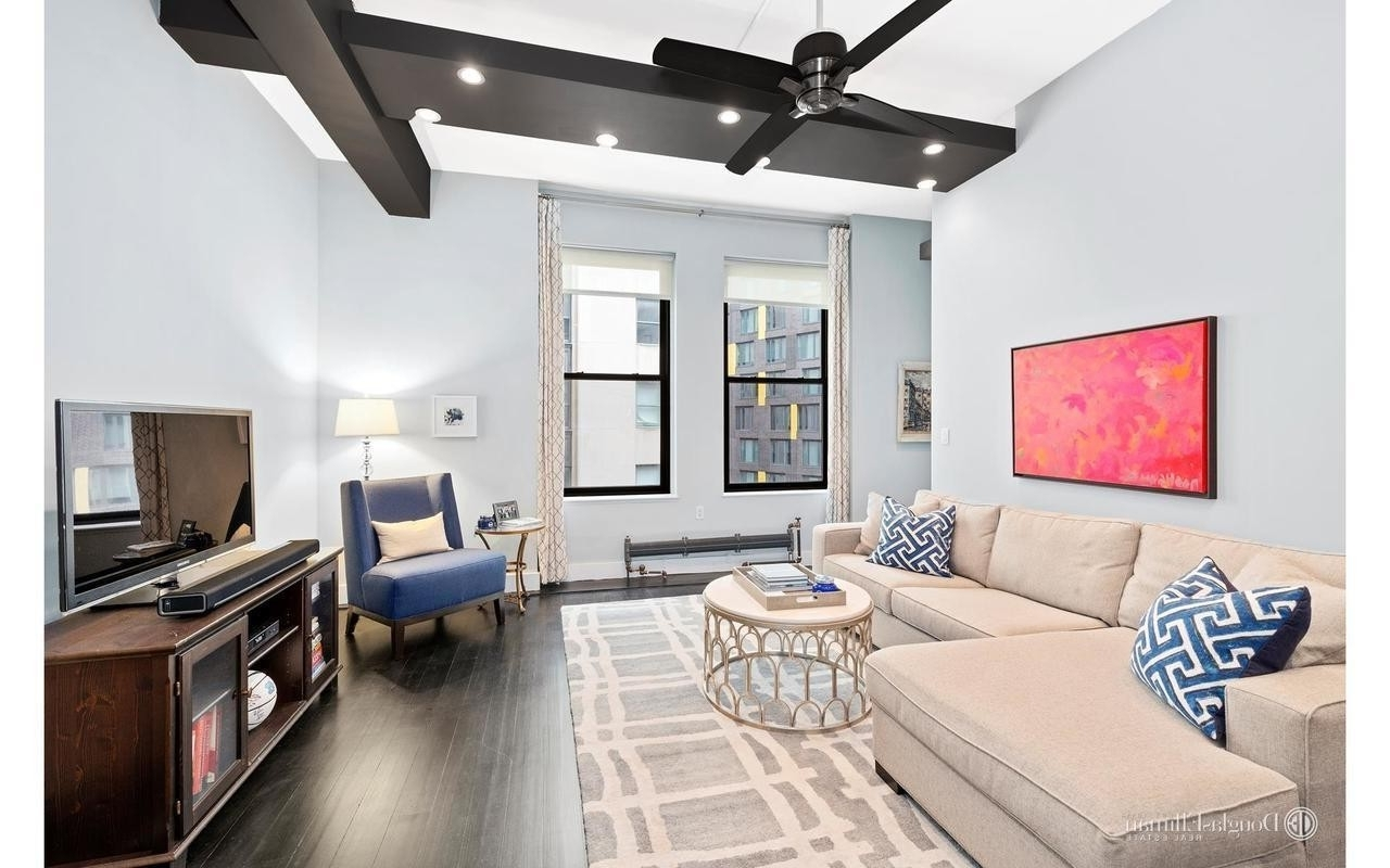 What Is A Soffit, And How Are They Used In Nyc Apartments? Soffit Lighting Living Room