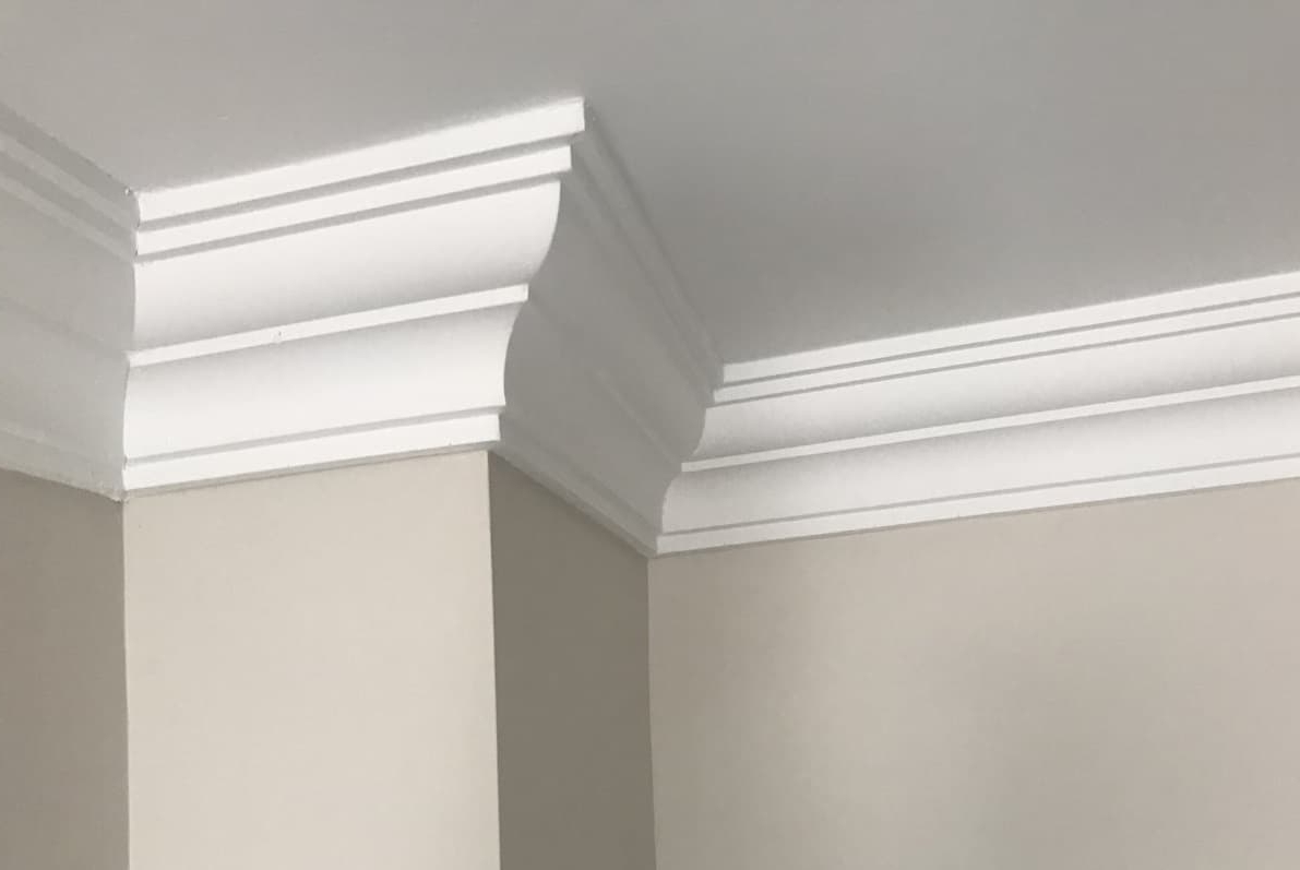 What To Know About Hardened Polyurethane (Plastic) Coving 10+ Bathroom Coving Ideas