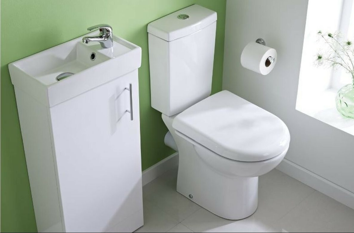Why A Cloakroom Basin Is Essential For A Small Bathroom 10+ Cloakroom Bathroom Inspirations