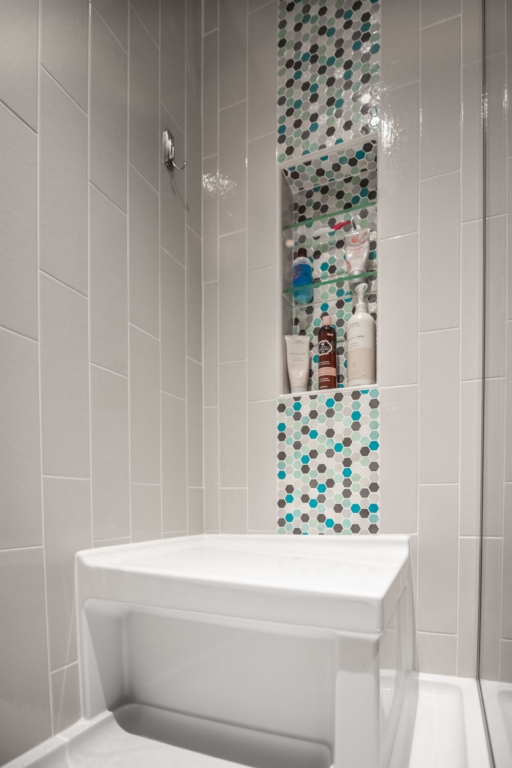 Why A Recessed Shower Niche Is A Must Have When Remodeling A Bathroom Niche Design