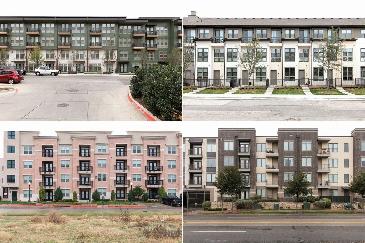 Why America'S New Apartment Buildings All Look The Same 40+ Texas Donut Apartment Design Inspirations