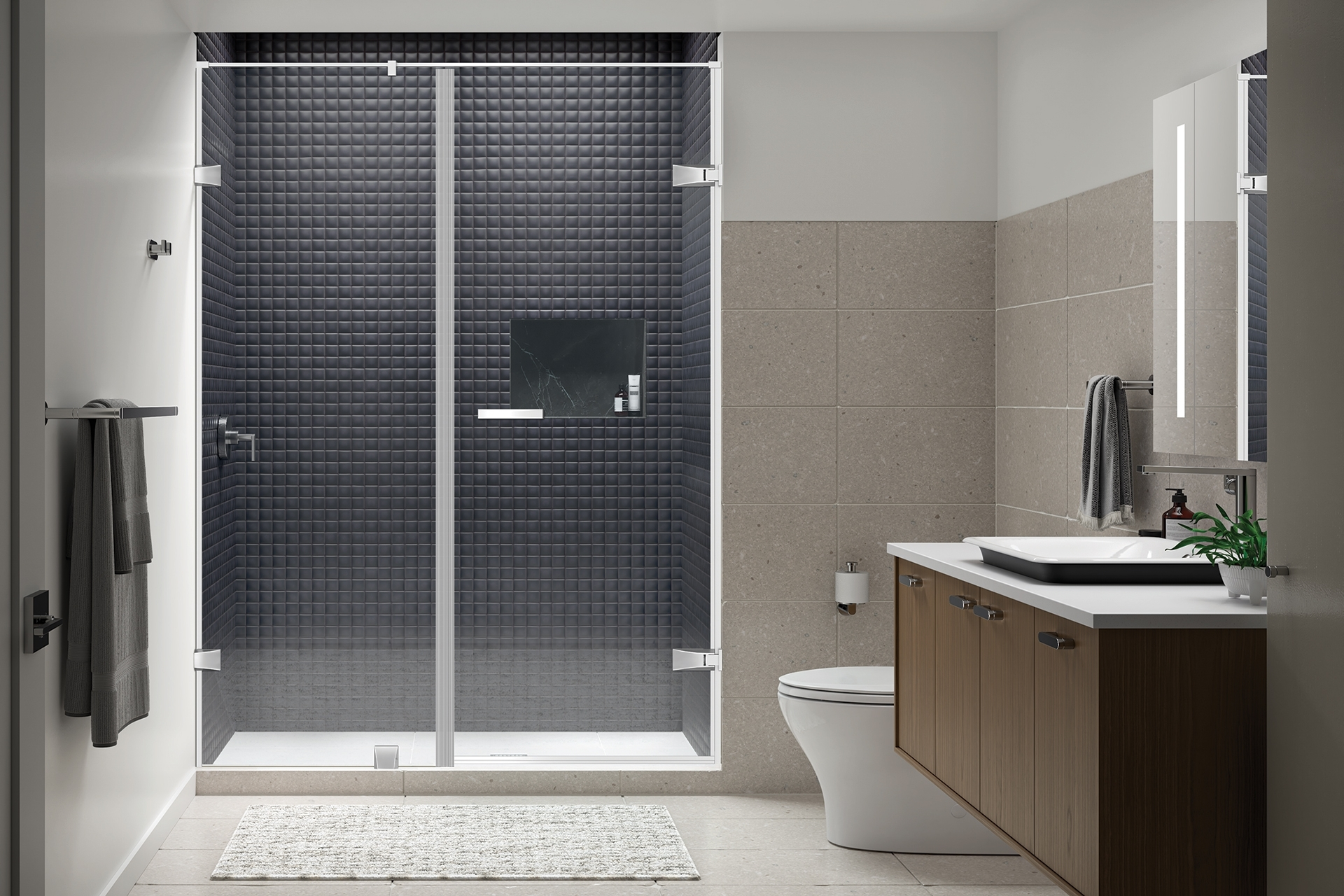 Your 5 Step Guide To Choosing The Perfect Shower Enclosure 10+ Bathroom Enclosure Designs Ideas