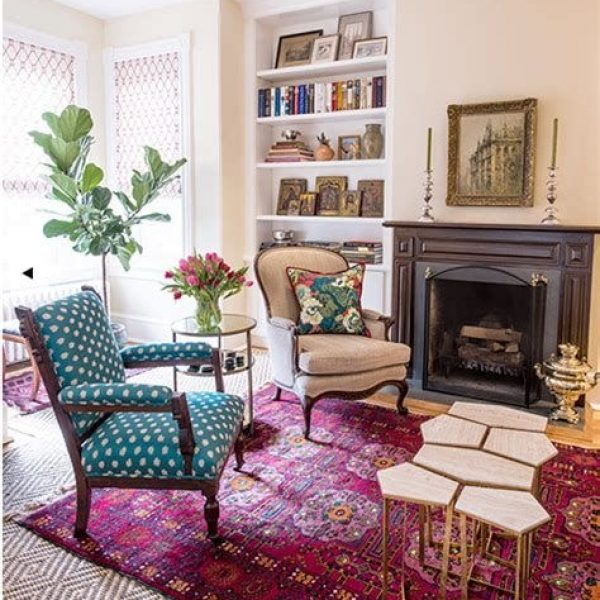 Best Ideas For Traditional Living Rooms With Oriental Rugs 39