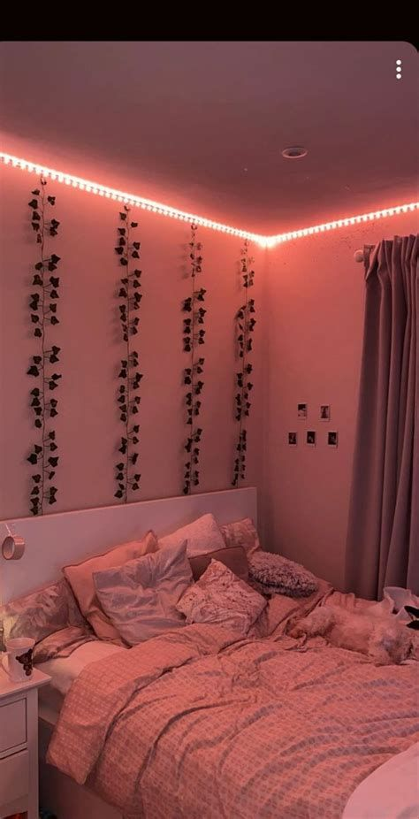 Amazing Aesthetic Rooms With Led Lights Ideas 38